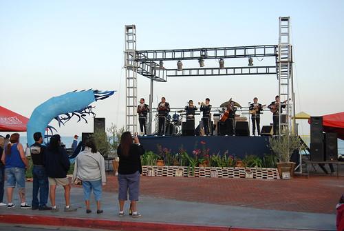 San Felipe boardwalk