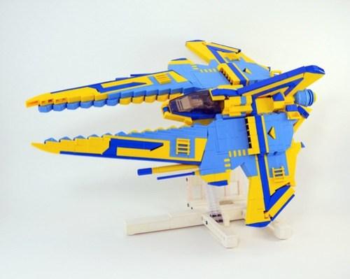 Solar Strafer 3V