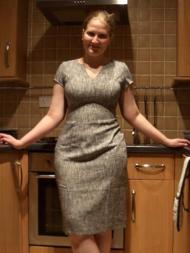Biubiu Stone Town Dress