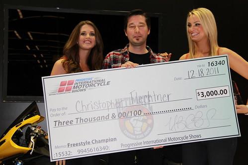 Chris Flechtner Wins FreeStyle in Seattle