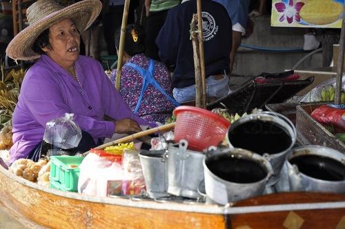 Floating market - Bangkok (58 of 66)