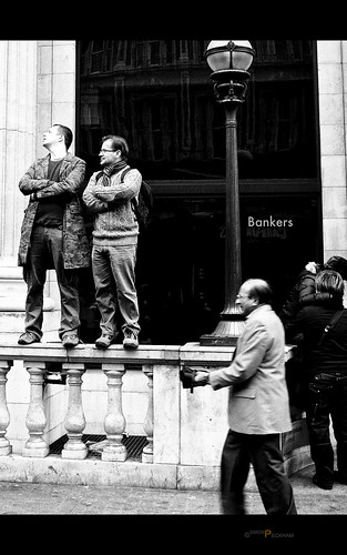 Bankers by Simon Peckham