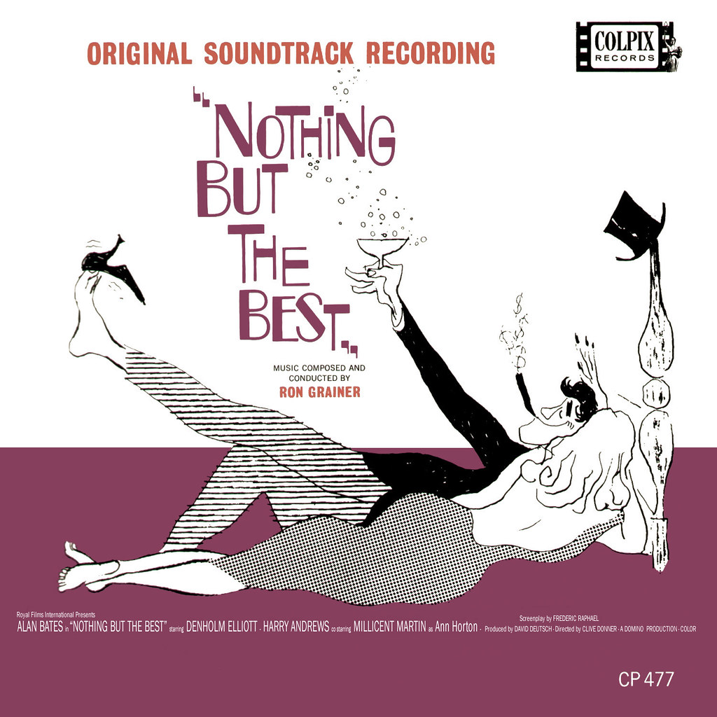 Ron Grainer - Nothing But the Best