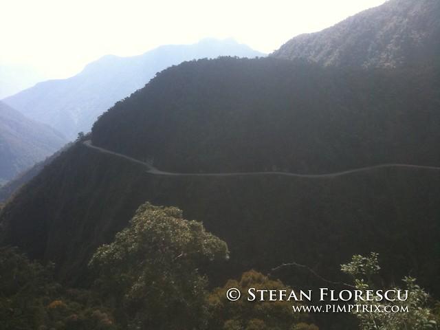 KLR 650 Trip Bolivia 7