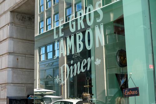Le Gros Jambon Diner
