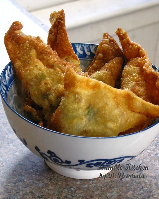 Fried Turkey Wonton