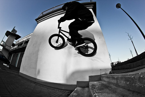 Barspin - Wall Ride