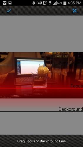 แบบ Manual เราจะเลือกได้ว่าอยากให้โฟกัสชัดแจ๋วถึงแถวไหน และจากตรงไหนไปค่อยเบลอเป็นแบ็กกราวด์