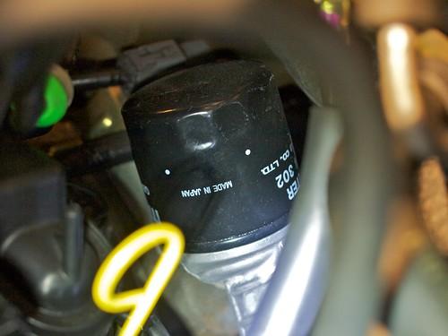 Mazda RX-8 Engine Oil Filter
