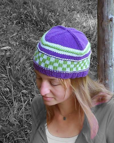 carmi purple facing