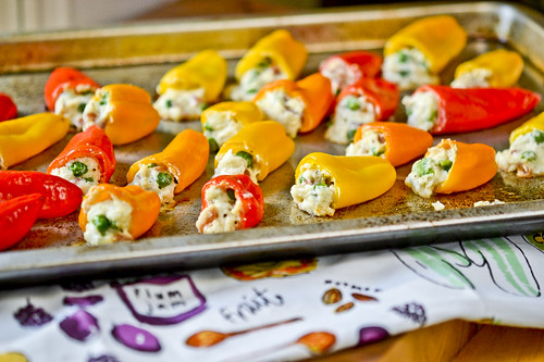 Stuffed Mini Peppers 7
