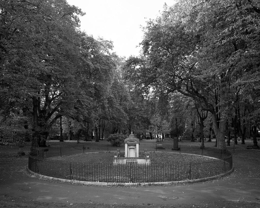 The Grave of Sir John Soane, St Pancras