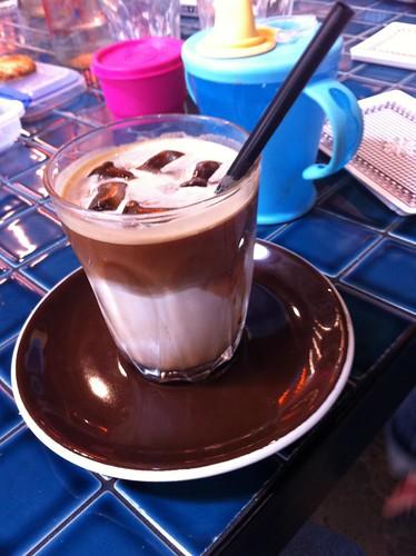 iced latte, reuben hills, surry hills
