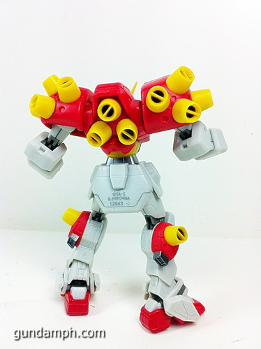MSIA Devil Gundam First Form Unboxing Review Huge (40)