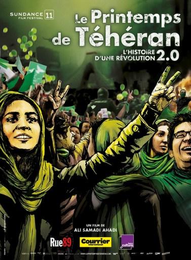 Le Printemps de Téhéran: l'histoire d'une révolution 2.0