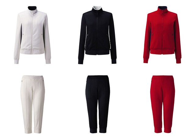 Jacket and Pants, each going at RM129.90.