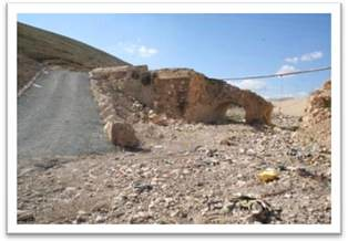 12 Jan 2012 - Khan Al Akhmar - Road Closure