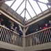 Upstairs Railing - Brockwood Park School Pavilions Project