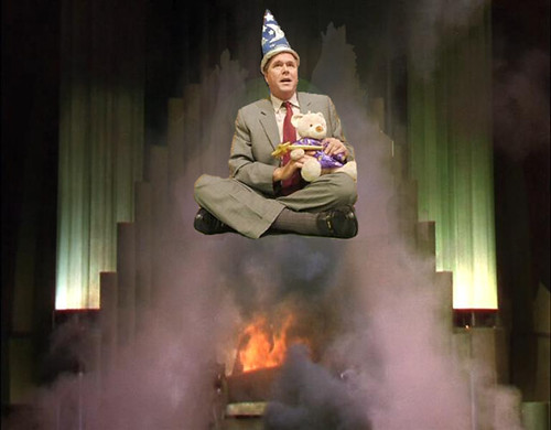 Jeb, the Wizard Behind Scott's Curtain
