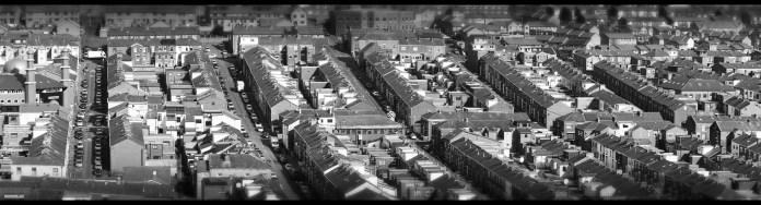 Blackburn Urban Panorama