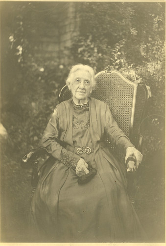 Mary (Forrer) Peirce, late in life