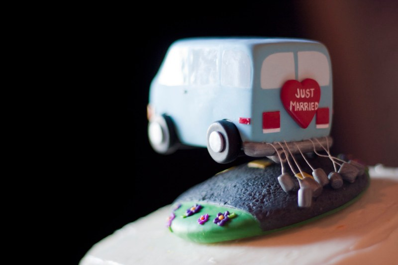 Wedding transportation tips from @offbeatbride