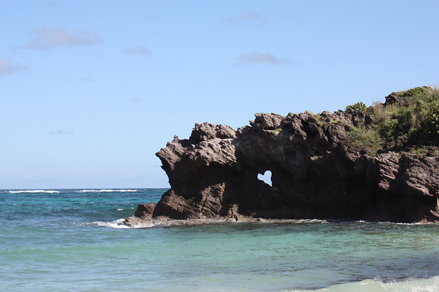 anse grosse roche, le coeur anse grosse roche, beaches in martinique