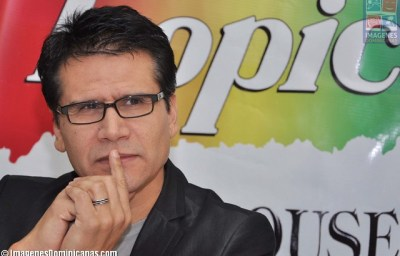 Jesus Adrian Romero en Santo Domingo
