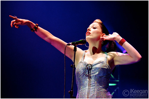 Imelda May | The O2 | December 2011 by Ian Keegan