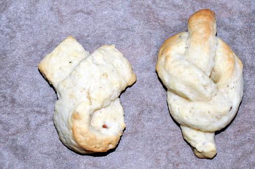Italienische Biskotti Kekse