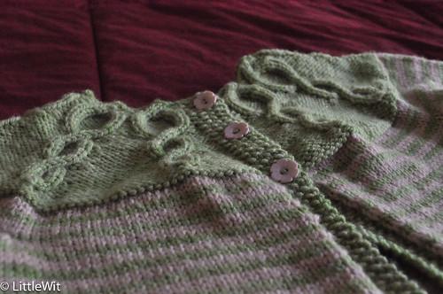 Fia's Miss Korrigan Sweater