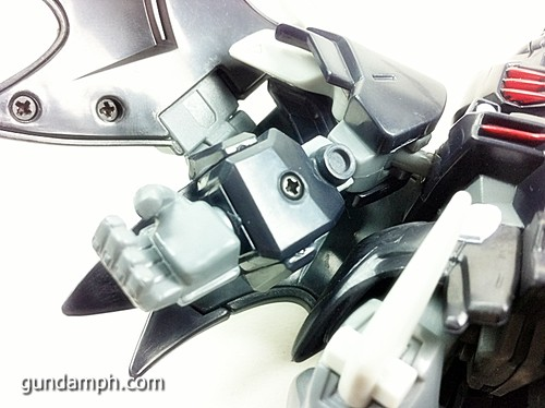SD Gundam Online Deathscythe Hell Custom Toy Figure Unboxing Review (30)