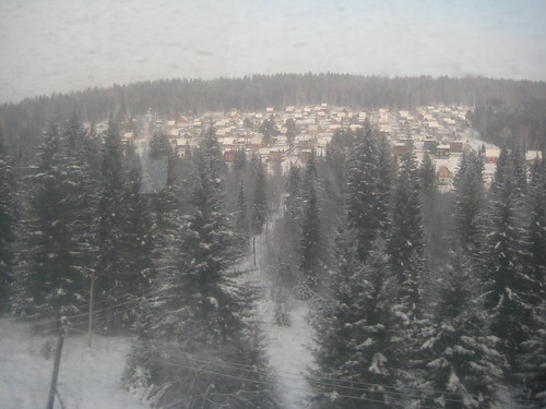 Somewhere near Irkutsk