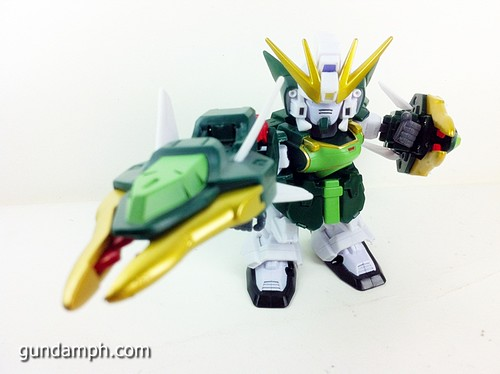 SD Gundam Online Capsule Fighter ALTRON Toy Figure Unboxing Review (20)