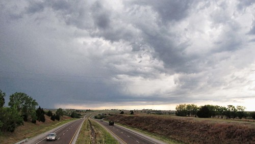 Clearing Skies over Route 66. Photo copyright Jen Baker/Liberty Images; all rights reserved