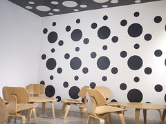 Eames Chair-like Furniture and Polka Dots, Cupcakes With Love, Tanjong Katong Road