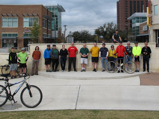 Black Friday Ride - East Side Departure Group