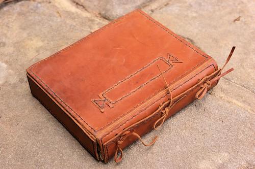 Roman Wax Tablet Case