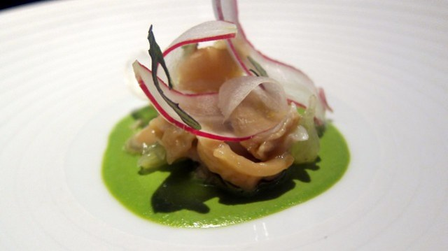 geoduck at saam