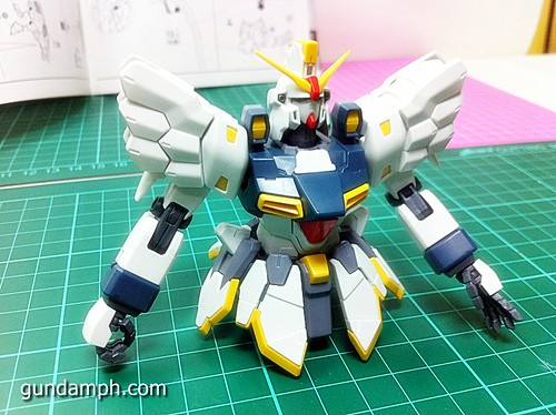 MG 1 100 Sandrock EW Out Of The Box Build Review (30)