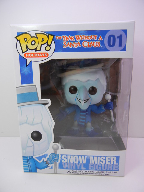 2011 pop holidays snow miser