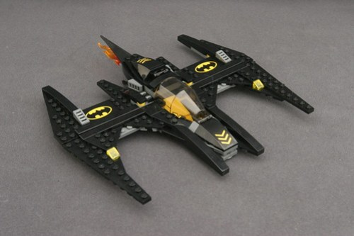 6863 Batwing Battle Over Gotham City - Batwing 1