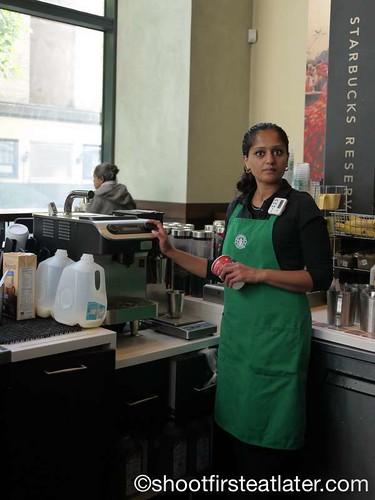 Starbucks Clover Brewing System