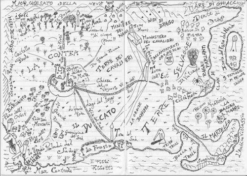La Mappa by Federico Gobbo