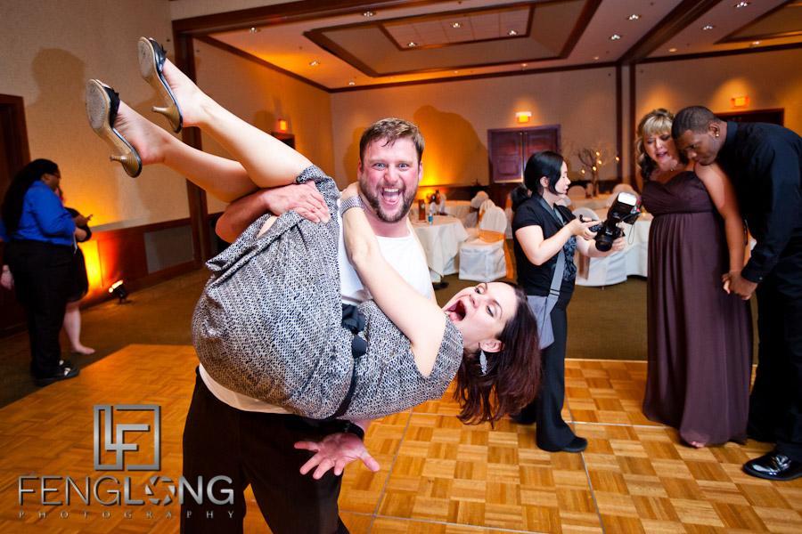 Lindsay & Josh's Wedding | Emory Conference Center Hotel | Atlanta Wedding Photographer