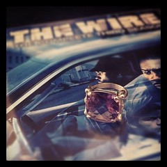 ! @meadowlarknz & #thewire from my Mr