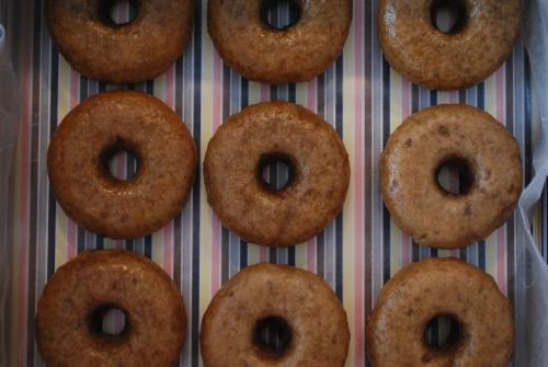 Gluten Free Egg Free Milk Free Donuts