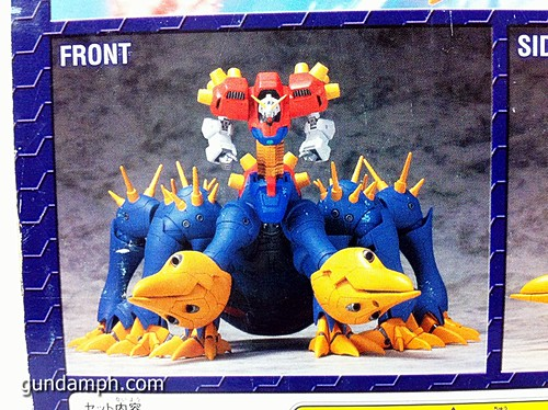 MSIA Devil Gundam First Form Unboxing Review Huge (13)