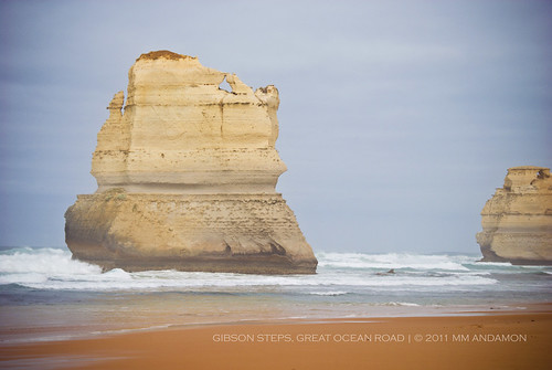 Two of the Twelve Apostles, Gibson Steps