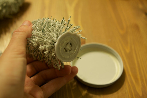 DIY Snow Globe How To